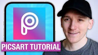 How to Use PicsArt App - PicsArt Editing Tutorial screenshot 4