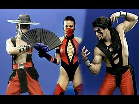Еще более неизвестные факты об играх Mortal Kombat