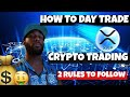 CryptoCurrency Trading  5 Golden rules to follow!