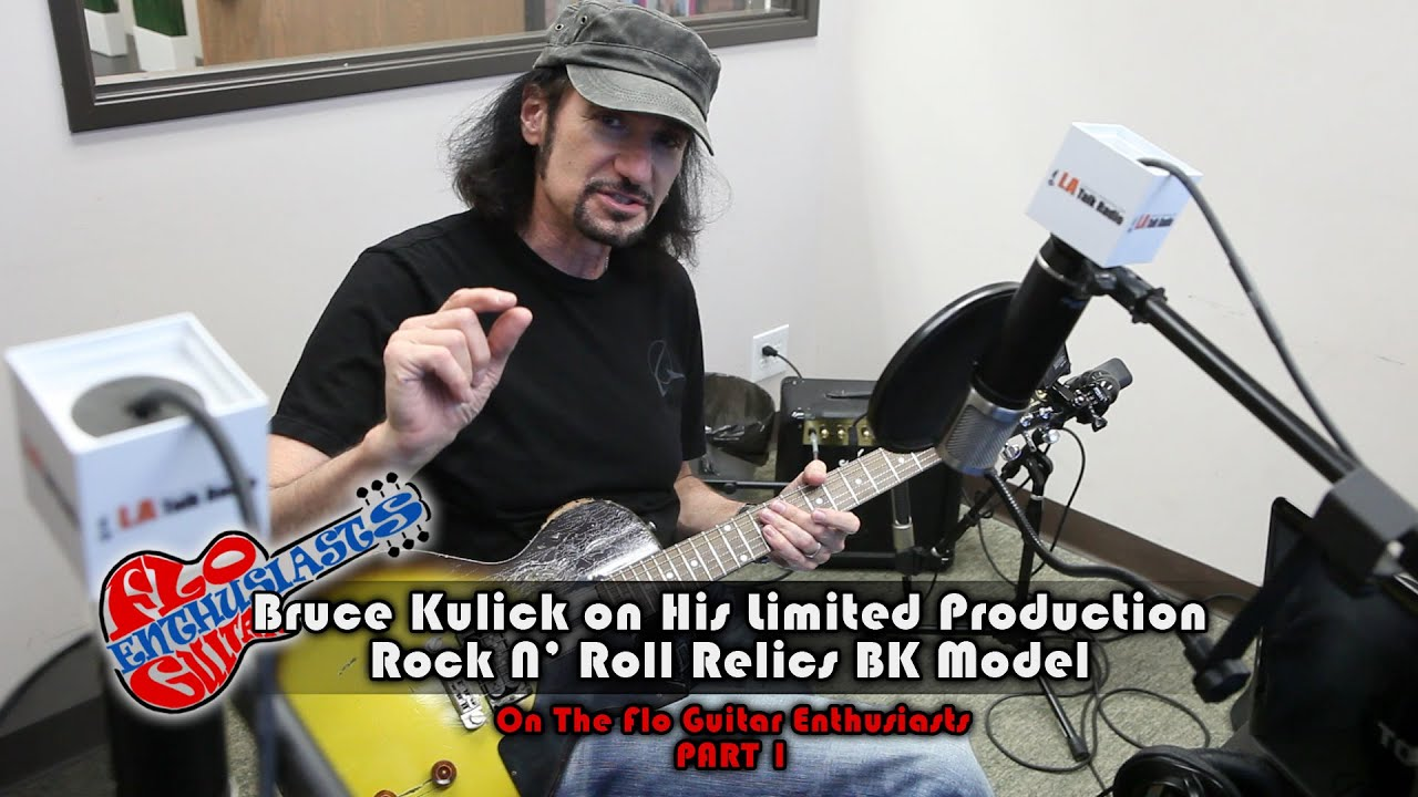 Bruce kulick on his bk model from rock n roll relics part - Rock n roll mobel ...