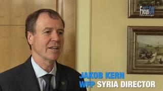 Focus On Zero Hunger: Syria airdrop (Episode 20)