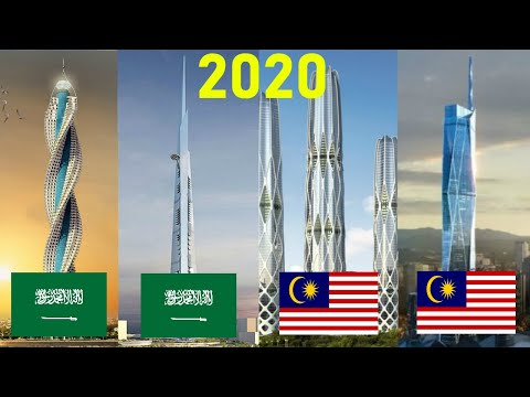 Top 10 Tallest Buildings Under Construction In The World 2020