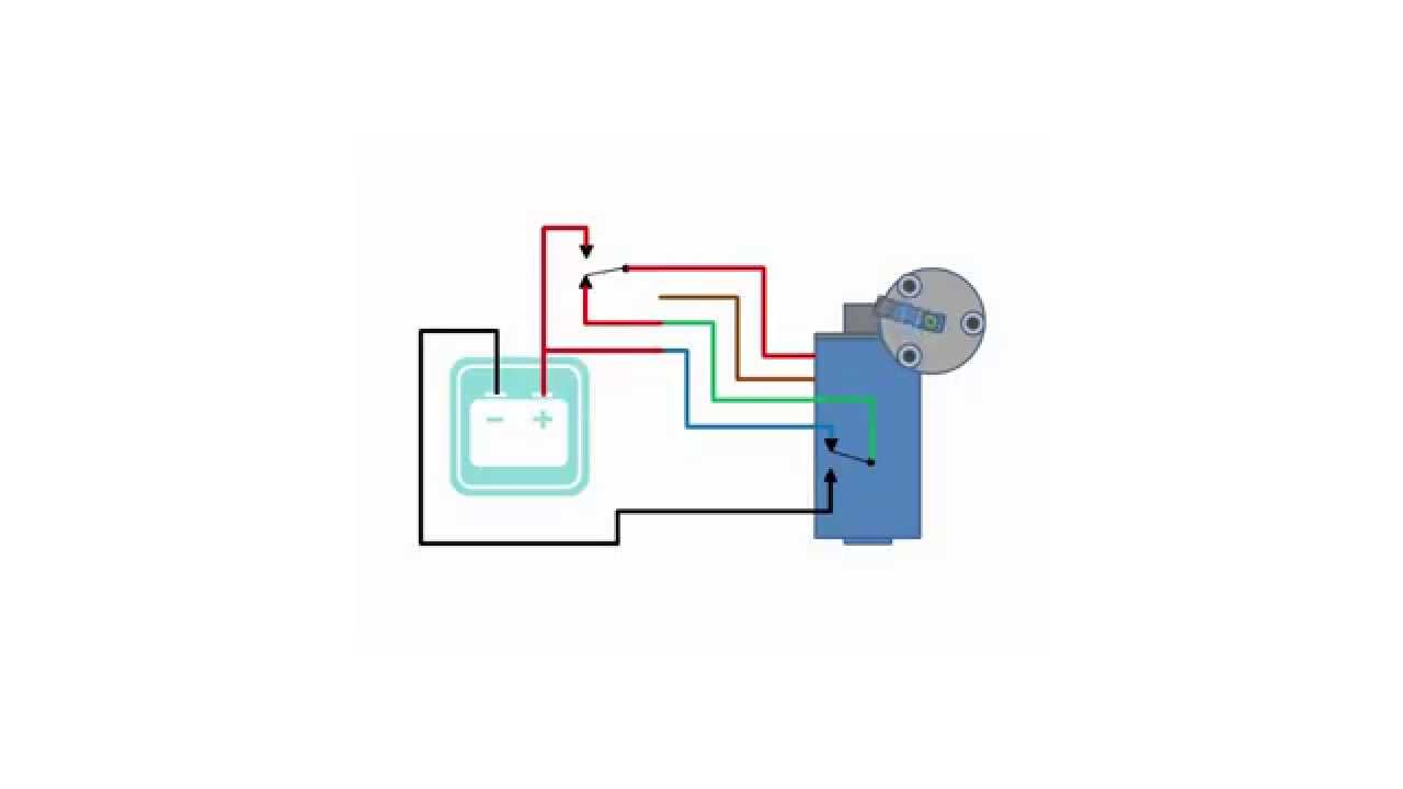 3 wire wiper motor wiring diagram [ 1280 x 720 Pixel ]