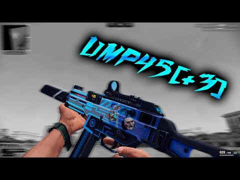 MAS MOVILIDAD EN LA UMP45[+3]!| ZULA EUROPE GAMEPLAY ESPAÑOL-LATINO|| RANGELITRO