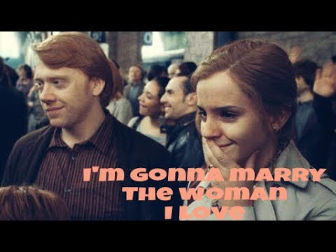 Marry hermione ron did why 7 Reasons