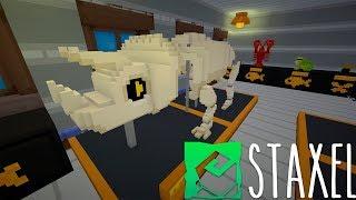 Staxel 29 - Trabalhando no Museu!!! (GAMEPLAY PT-BR)