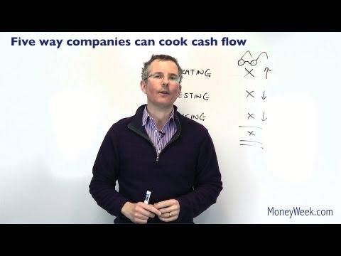 Five ways companies can cook cash flow - MoneyWeek Investment Tutorials