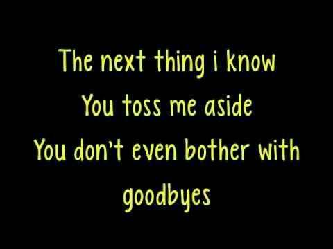 Boomerang by Plain White T's Lyrics