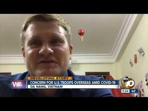 New Coronavirus Cases Found In Vietnamese City Where USS Roosevelt Is Docked