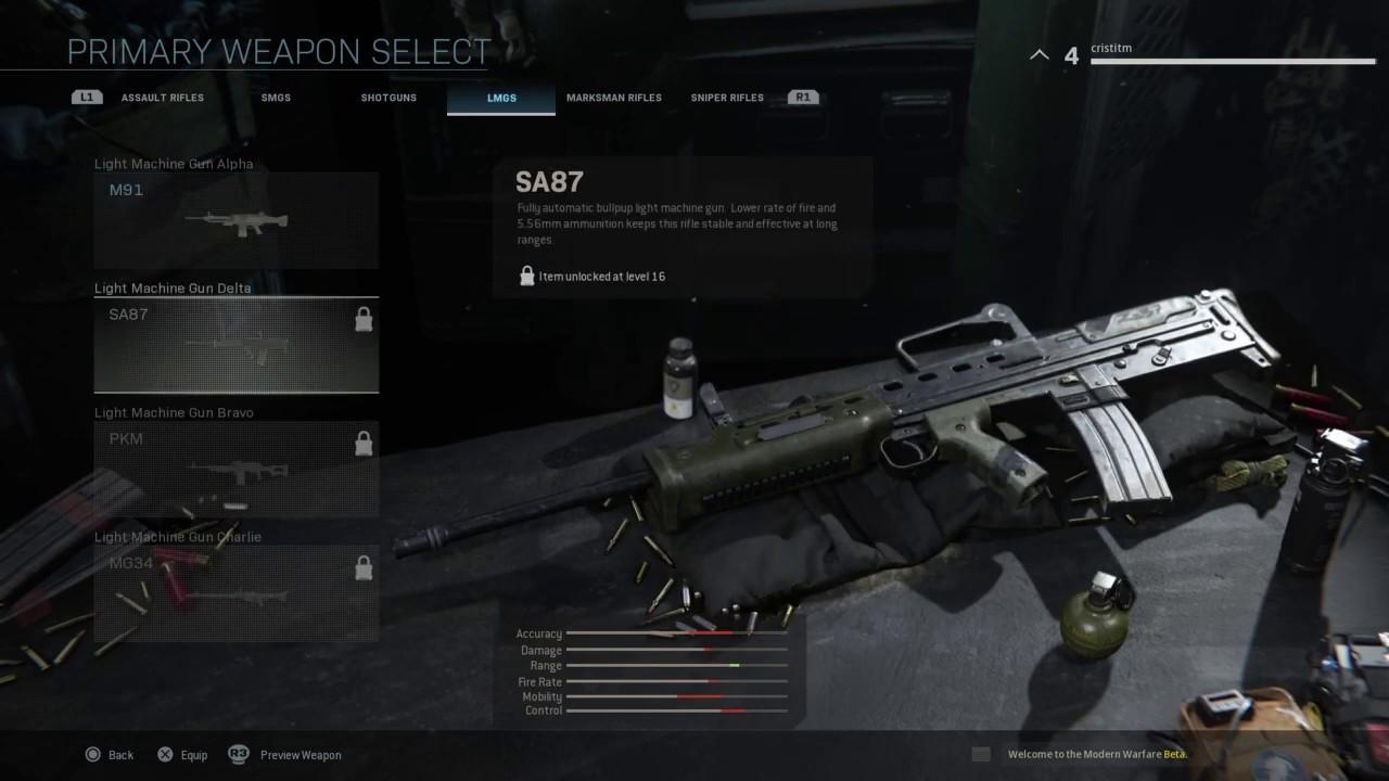 Modern Warfare: Weapon And Gun Tier List | Gfinity Elite Series