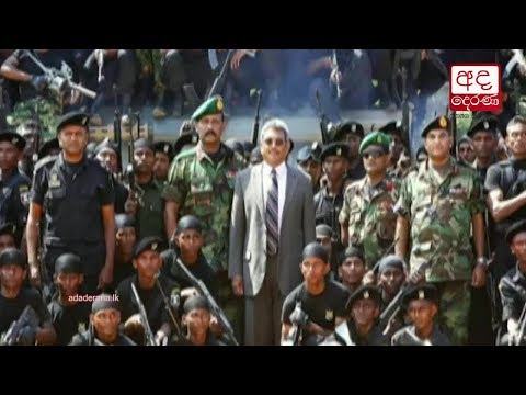 Sri Lanka commemorates 9 years since the war victory
