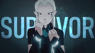 SURVIVOR [The Dragon Prince AMV]