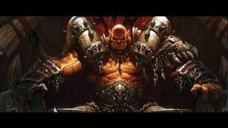 Siege of Orgrimmar - Immerseus 10M {Monoliithic Raiding} Tank POV