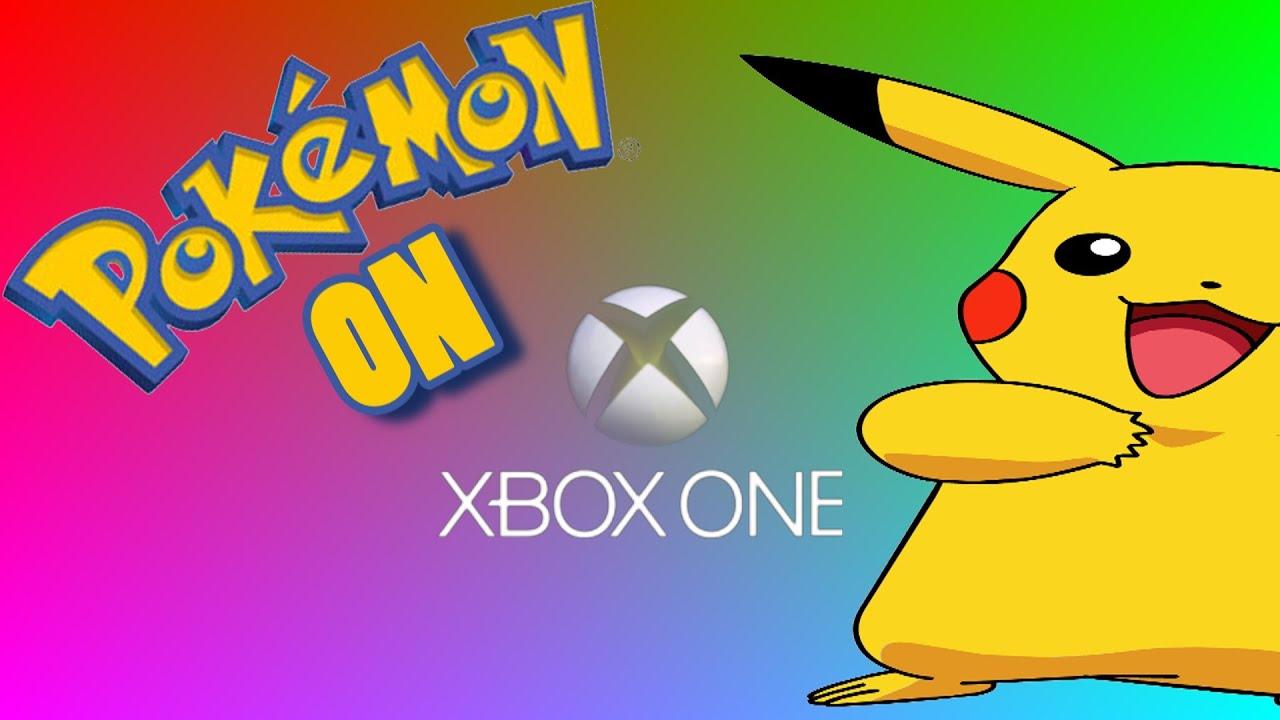 xbox pokemon game