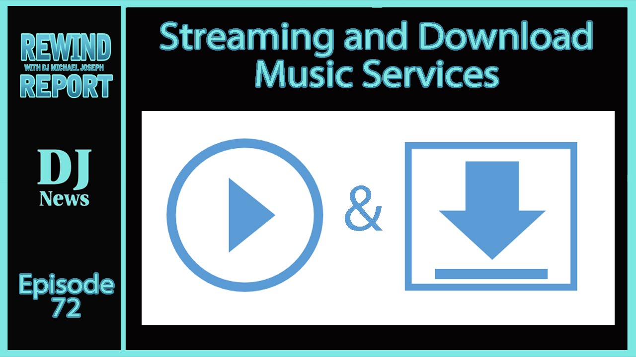 Dj Music Streaming And Downloading Music Pools The Rewind Report