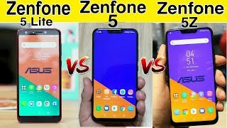 Asus Zenfone 5Z Unboxing - First Look and Giveaway 🔥🔥🔥 - YouTube