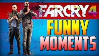 Far Cry 4 Lustige Momente (Jesus, My Brother, Alte Schlampe)