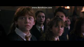 Harry Potter ve Sırlar Odası - Korktun mu Potter?