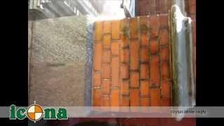 czyszczenie chemiczne cegły