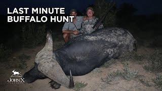 DFW goes Buffalo Hunting | GTS Productions | John X Safaris | Gunwerks Long Range