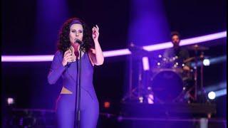 Diana Navarro canta 'Inmensidad' como Mónica Naranjo - Tu Cara Me Suena