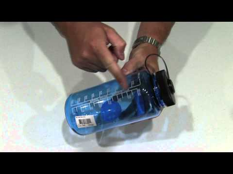 Nalgene Tritan Wide Mouth BPA Free Water Bottle Review