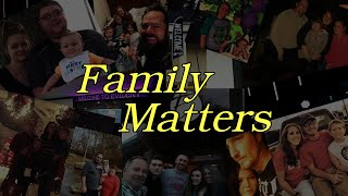 Family Matters : Leave & Cleave   Evident Church   Pastor Eric Baker