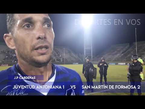 Juventud Antoniana 1 vs San Martín de Formosa 2