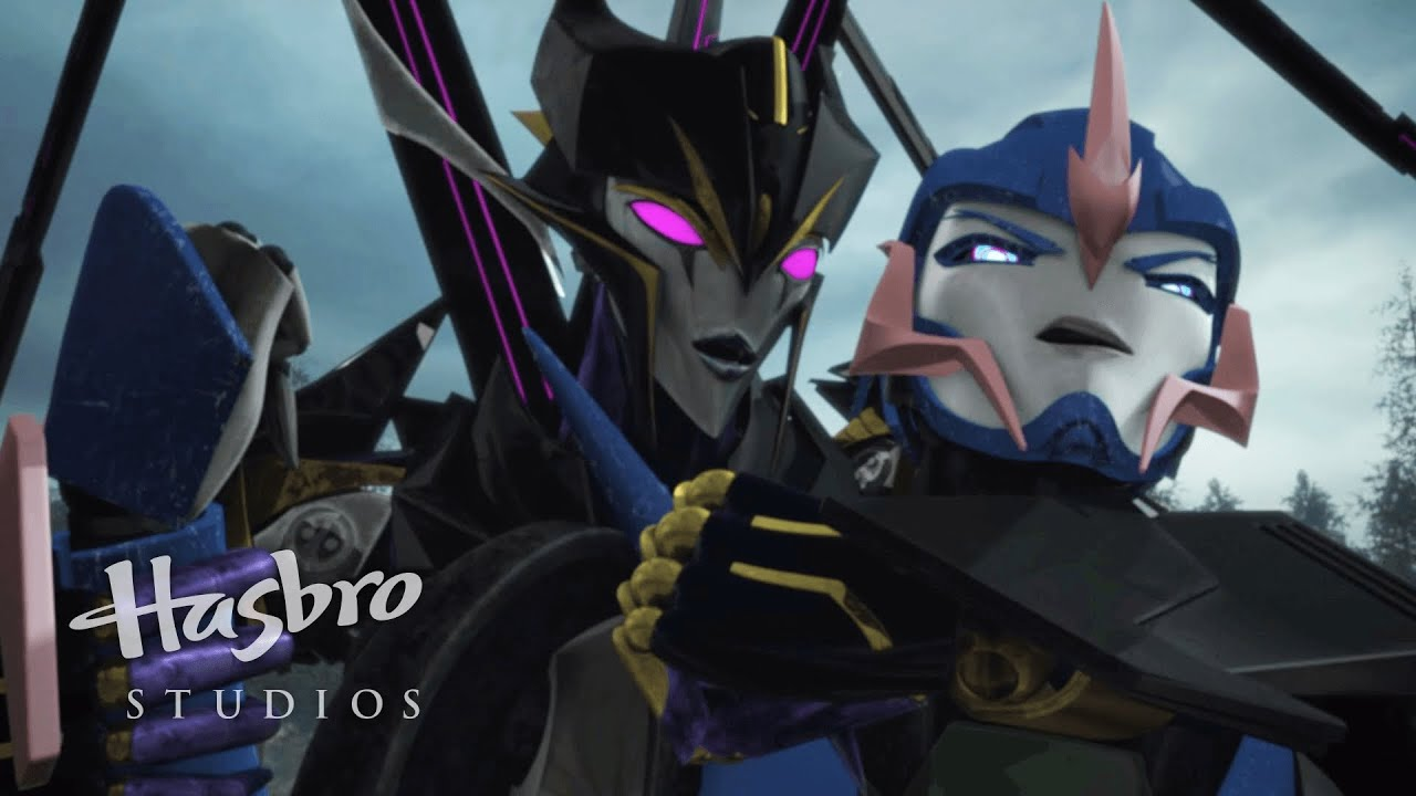 transformers prime release her youtube