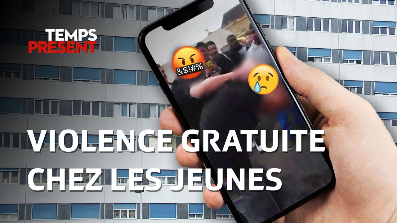 Download Violence gratuite chez les jeunes   Temps Présent
