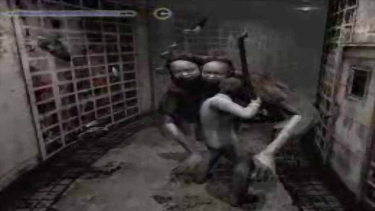 Silent Hill 4 Part9 Twin Victims Youtube