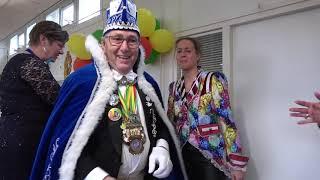 Muzikale Carnavalsmiddag organisatie: De Waggelaars  KBO Gennep   Gon             De Zonnebloem