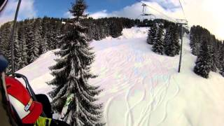 Reportaje de la Estación de Esquí de Les Gets (Alpes Franceses)