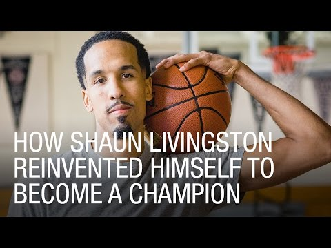 Shaun Livingston Reinvented His Game To Become a Champion