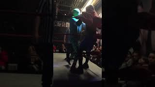 Jameson Hughes vs Dylan Sabyn