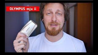 oLYMPUS mju ii лучшая мыльница 35mm? / Плёнка