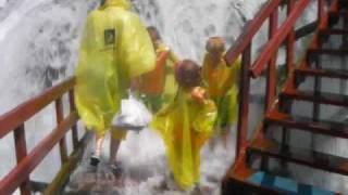NIAGARA FALLS - Maid Of Mist, Cave of the Winds, & Journey Behind the Falls