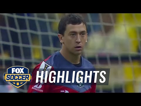 Club America vs. Santos Laguna | CONCACAF Champions League Highlights