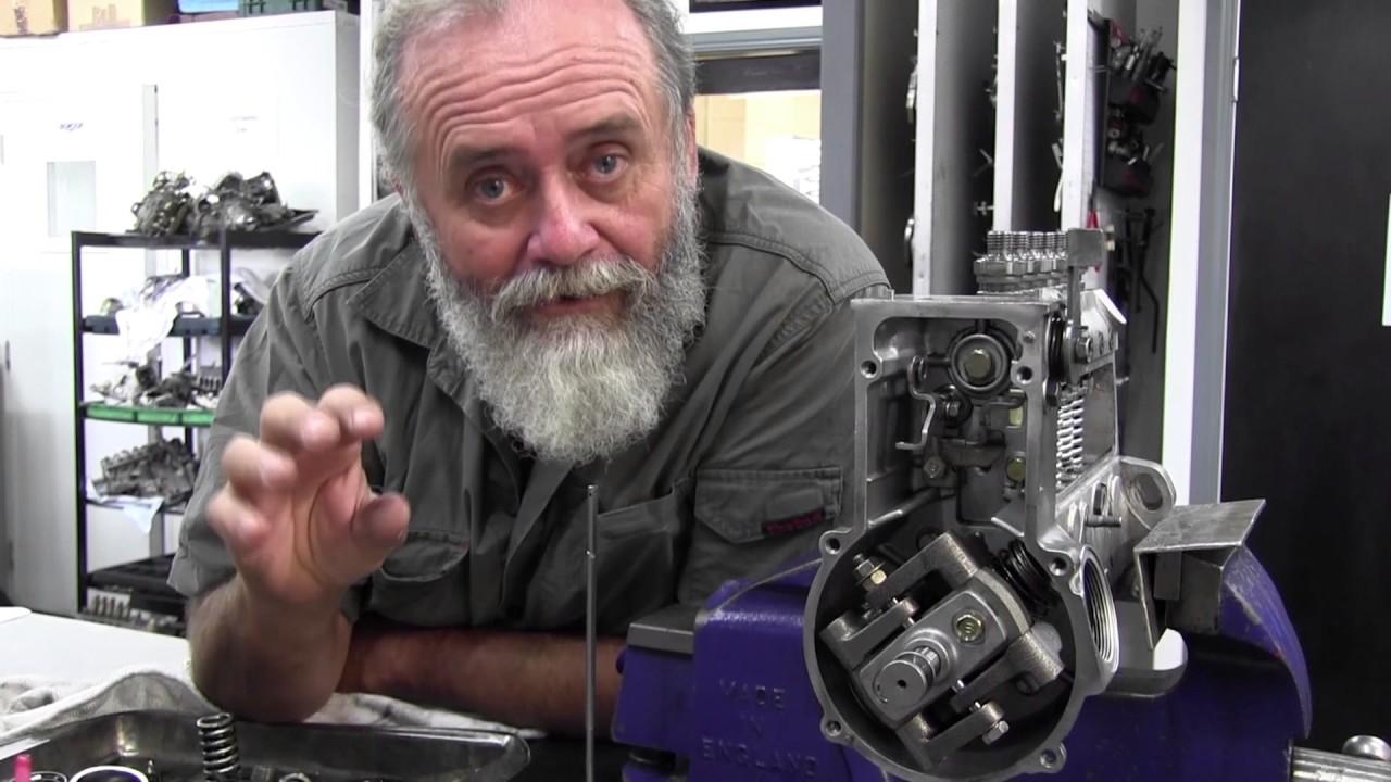 Milo 2 - MTQ Injection Pump Rebuild - Roothy Bushmechanic - 4WD