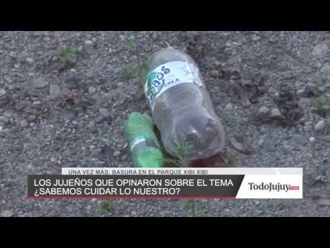 Xibi Xibi: tirar basura es una costumbre que no cambia