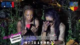 Video MAXI BONDOWE POLYVALENTE ALOBI AKOMI JOURNALISTE download MP3, 3GP, MP4, WEBM, AVI, FLV Desember 2017