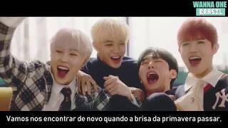 [PT-BR] Wanna One - Spring Breeze MV