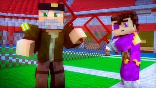 Minecraft | JUGADORES DE TENIS!! c/ Vegetta
