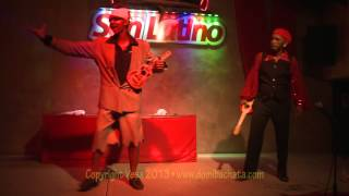 DR4: Julio: Comedy of Luis Vargas and Anthony Santos