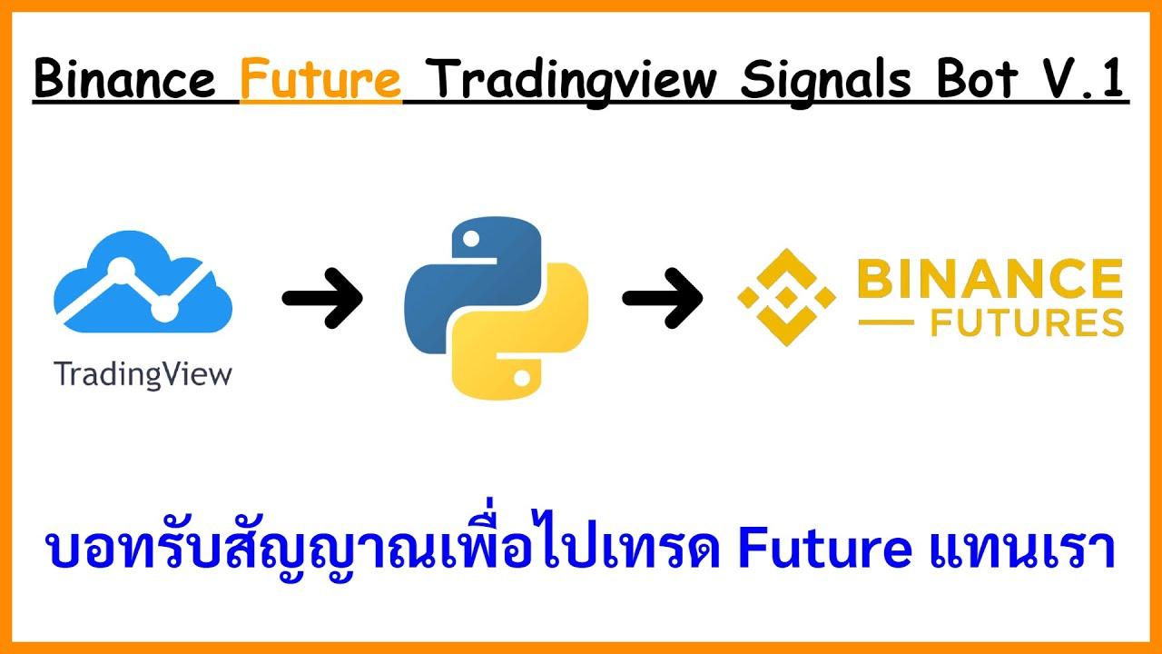 tradingview binance bot