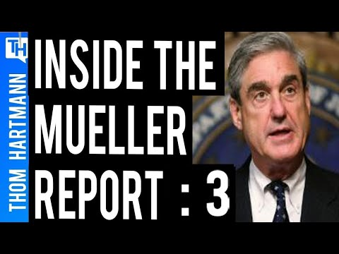 Mueller Investigation Report, Part 3 : Russian Context with the Campaign