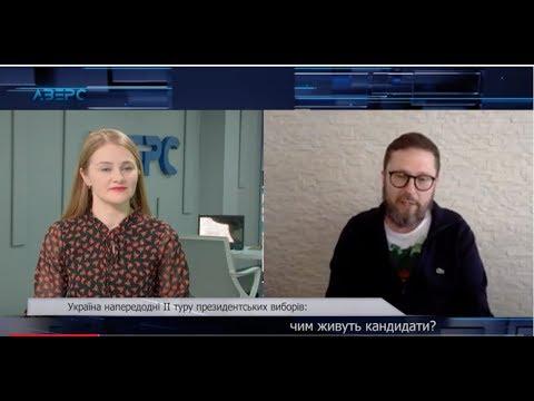 Шарий на украинском телеканале