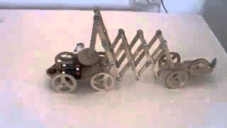 ejemplos de mecanismos que se pueden hacer