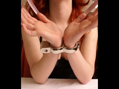 Cuffstore.com KUB-131 High-Security Irish 8 Replica Handcuffs