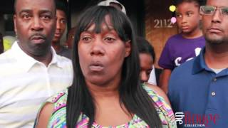 Interview with family of Alton Sterling who was killed by BRPD